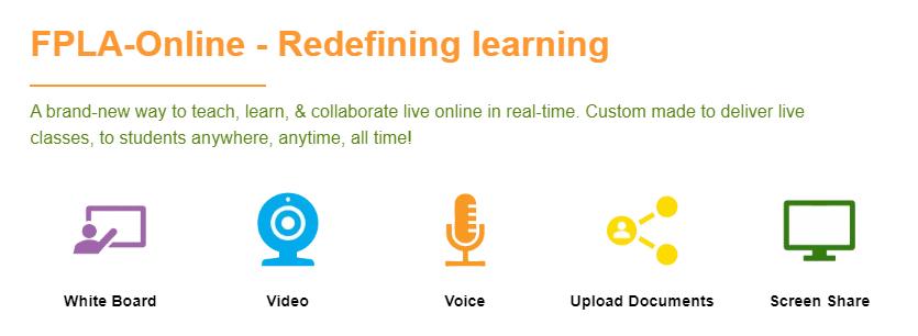 FPLA Online Learning